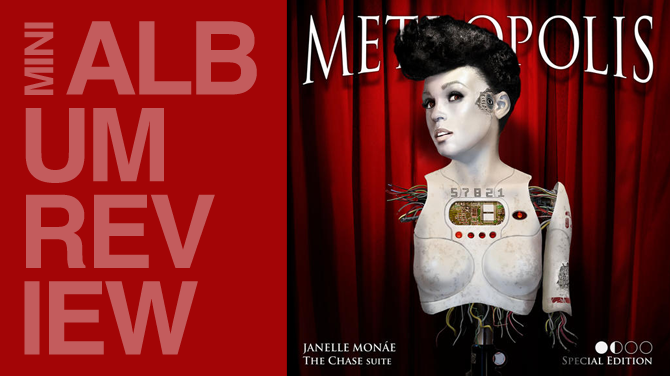 Janelle Monae - Metropolis suite: The chase | Random J Pop