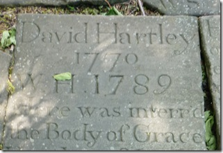 14 david hartley grave