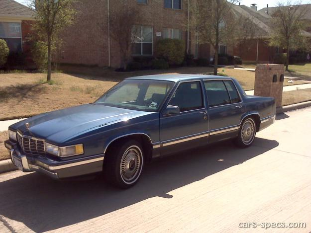 1992 cadillac deville coupe specifications pictures prices. Black Bedroom Furniture Sets. Home Design Ideas
