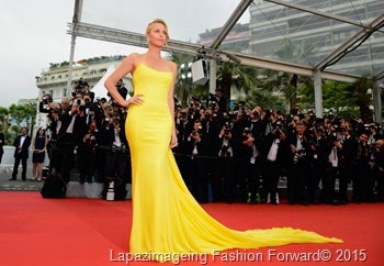 Charlize Theron in Dior Haute Couture