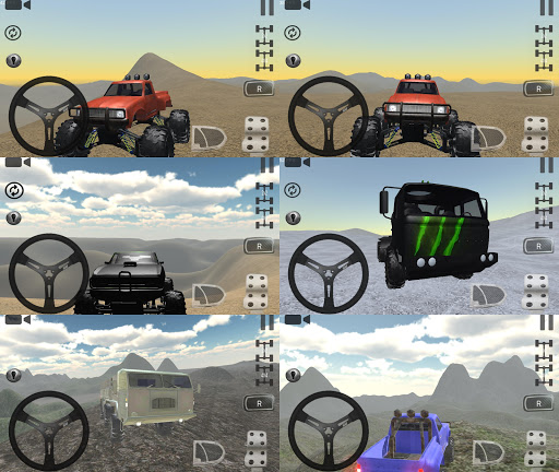 Trucks Off-Road 3D - screenshot