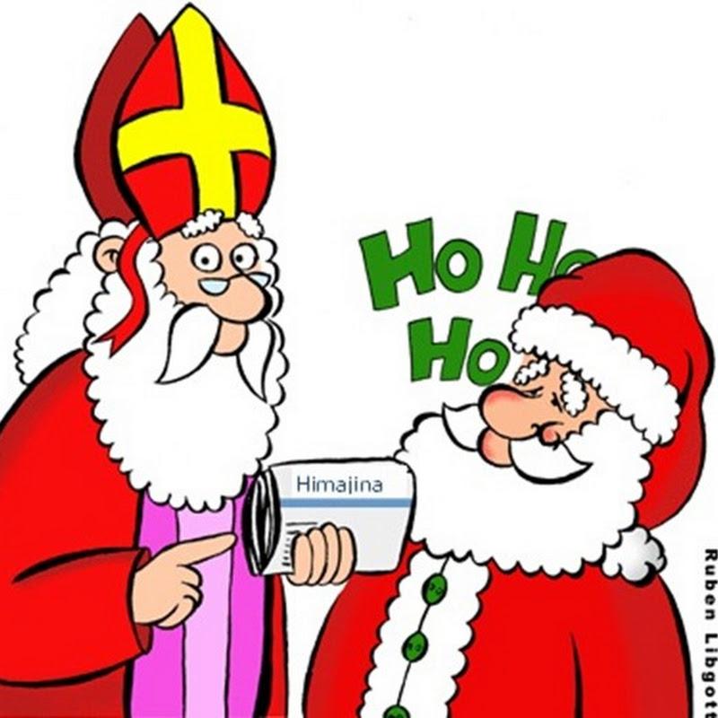 Sinterklass–Día de San Nicolás