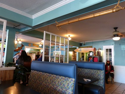 Long Beach, Washington, Castaways Restaurant