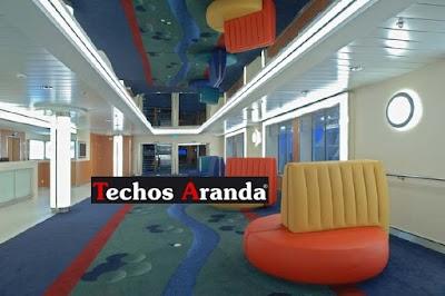 Techos en Huesca