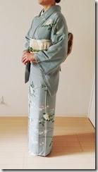 素敵な着物と帯で (2)