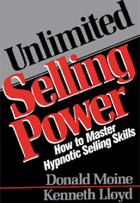 Cover of Donald Moine's Book Unlimited Selling Power How To Master Hypnotic Selling Skills
