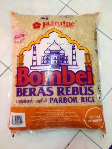 Beras rebus murah beras tebus sihat beras rebus baik untuk kesihatan