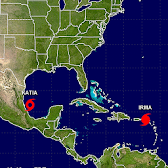 Atlantic Hurricane Track APK Icon
