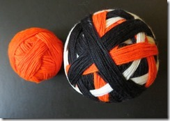 Lollipop Yarn - Beefcake Base - Trick or Treat