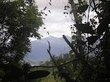 Gunung Salahutu as seen from Gunung Sirimau above Ambon city (Daniel Quinn, December 2010)