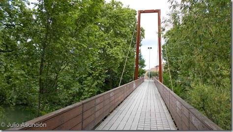 Puente de Alemanes - Parque Arantzadi