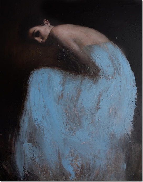 Erin in blue-Mark-Demsteader-ENKAUSTIKOS