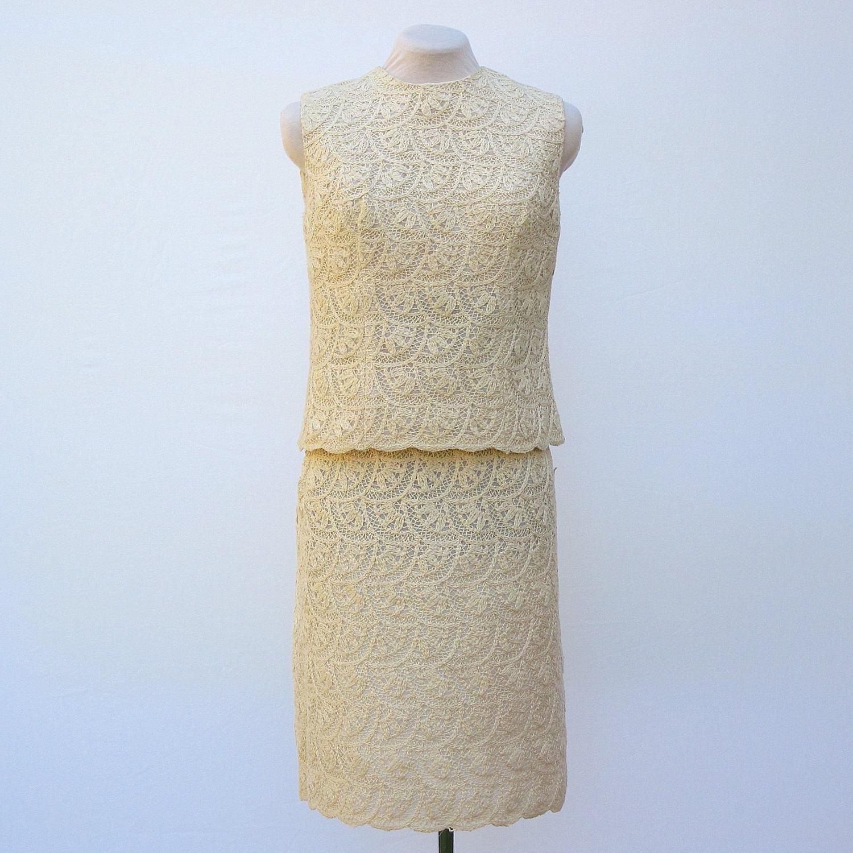 Vintage 1960s Dress.