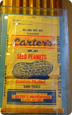 Carter peanuts