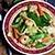 Stir-fry z warzyw, grzybów i krewetek