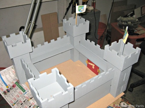 PVC German Castle