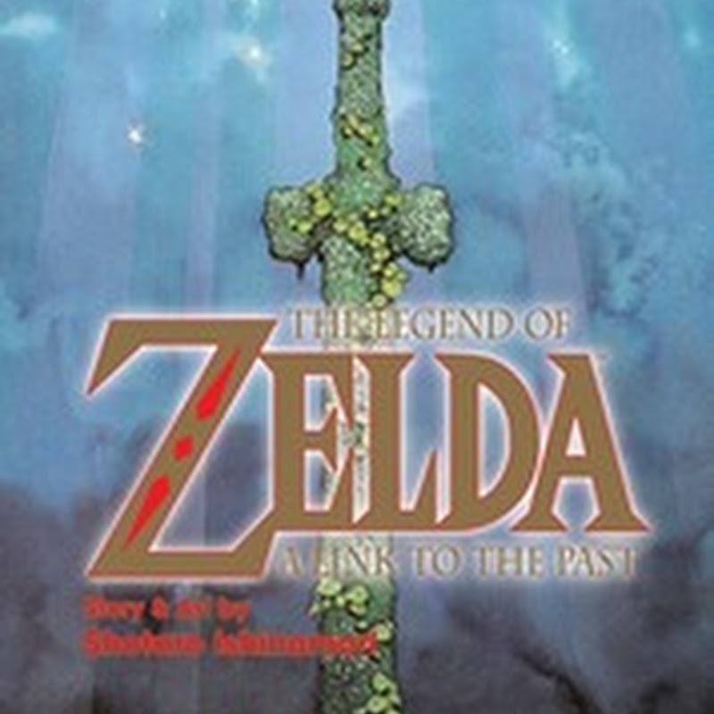 SHOTARO ISHINOMORI, The Legend of Zelda: A Link to the Past