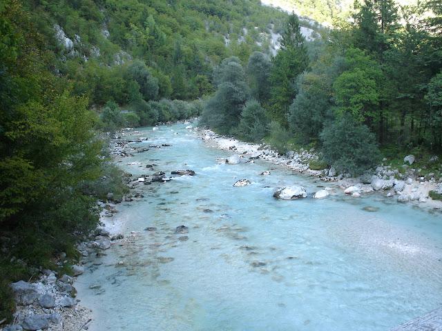 rzeka soca
