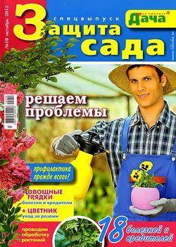 Читать онлайн журнал<br>Моя любимая дача. Спецвыпуск №10 (октябрь 2015)<br>или скачать журнал бесплатно