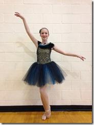 Macey ballerina