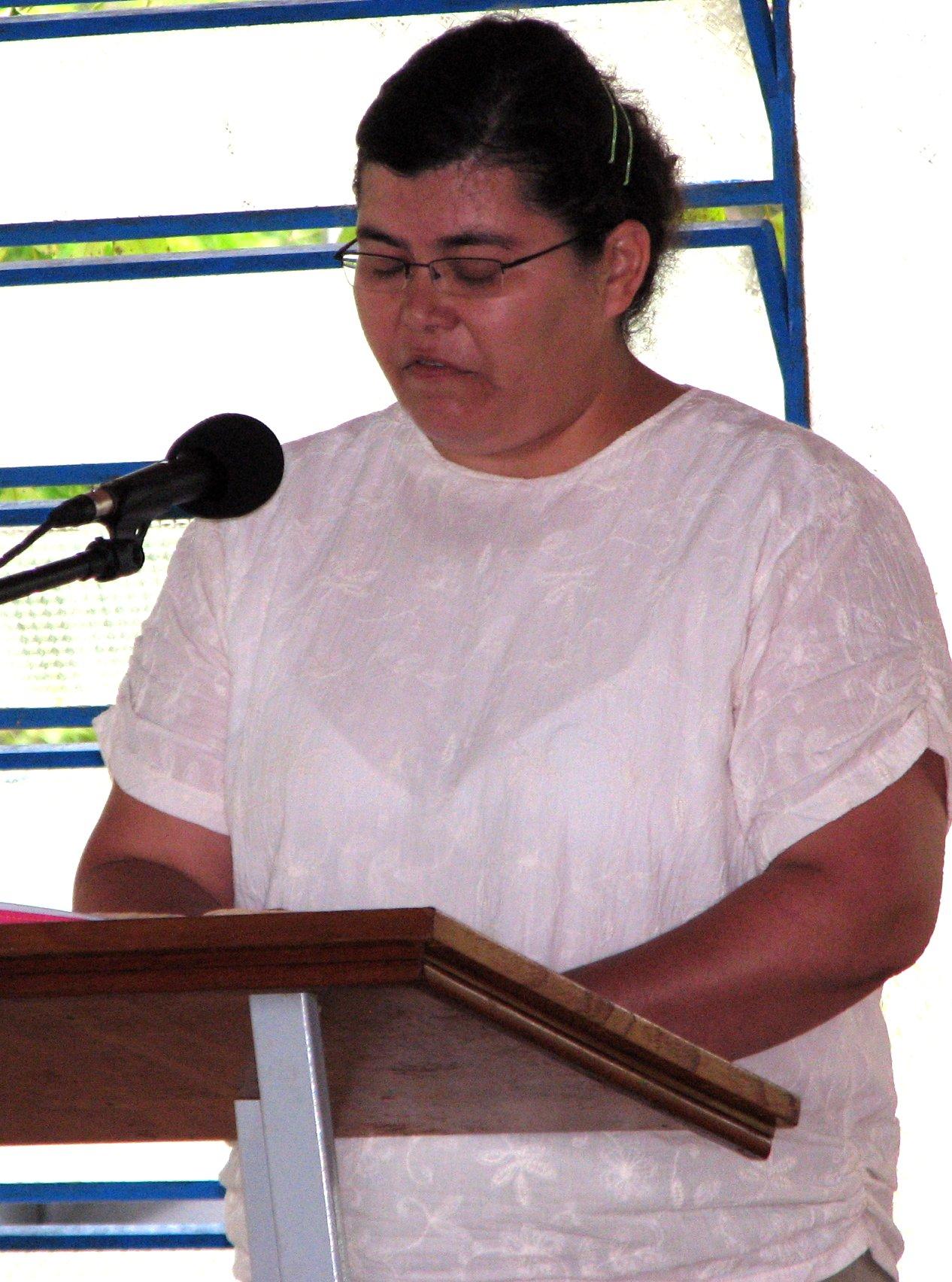 Alicia Ocampos
