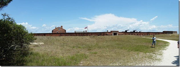 Fort Clinch pano