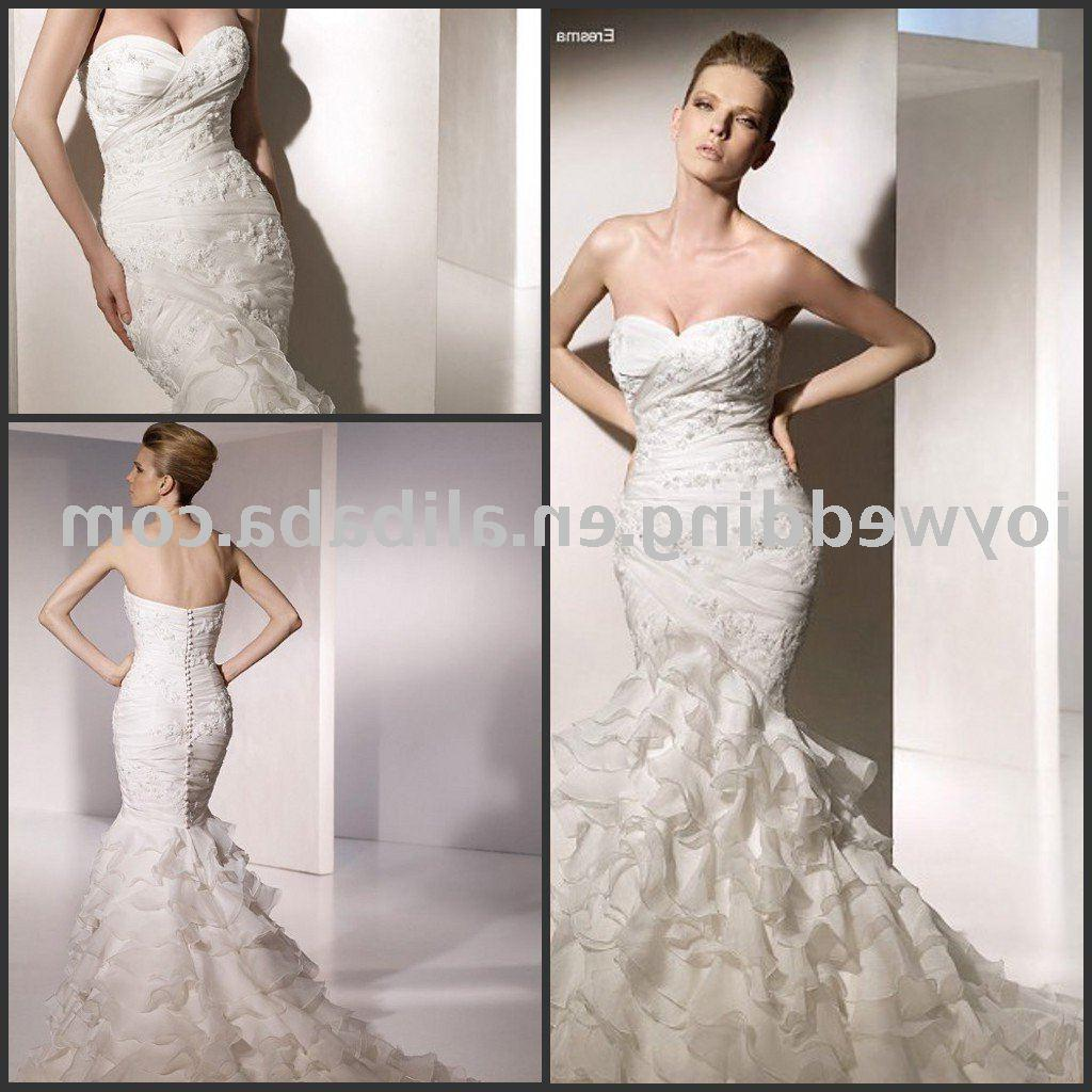 wedding gown 1  Receive rush