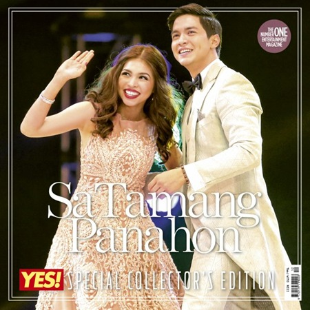 Yes! December 2015 - Sa Tamang Panahon Special Collector's Edition
