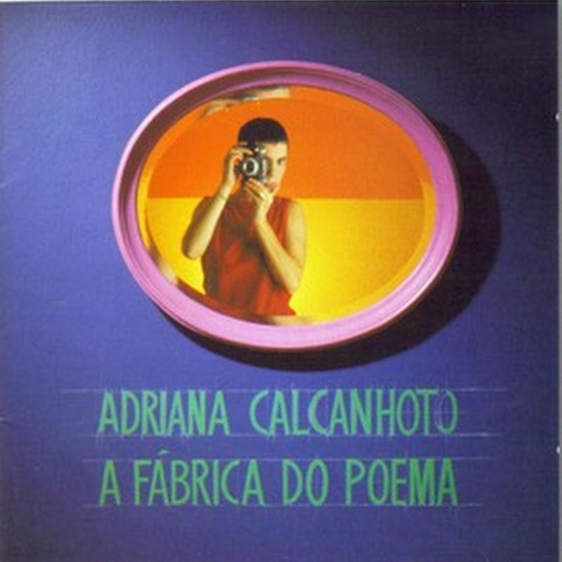 A Fábrica do Poema (canzone) – Adriana Calcanhotto/Waly Salomao