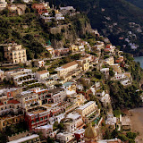 The Village Starts At The Water and Advances Vertically - Amalfi Coast, Italy