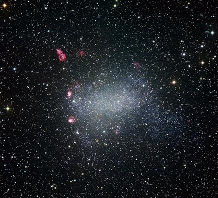 galáxia de Barnard