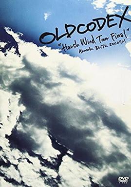 "[TV-SHOW] OLDCODEX Live DVD ""Harsh Wind Tour Final"" 2011.7.1 (2011/12/07)"