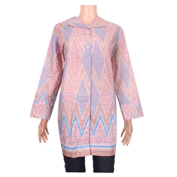 Grosir Batik Jogja » Blus Tunik Batik Soft Cornelia