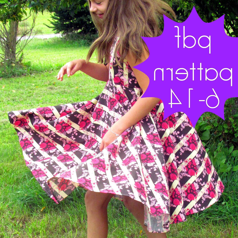 Dress PDF Sewing Pattern