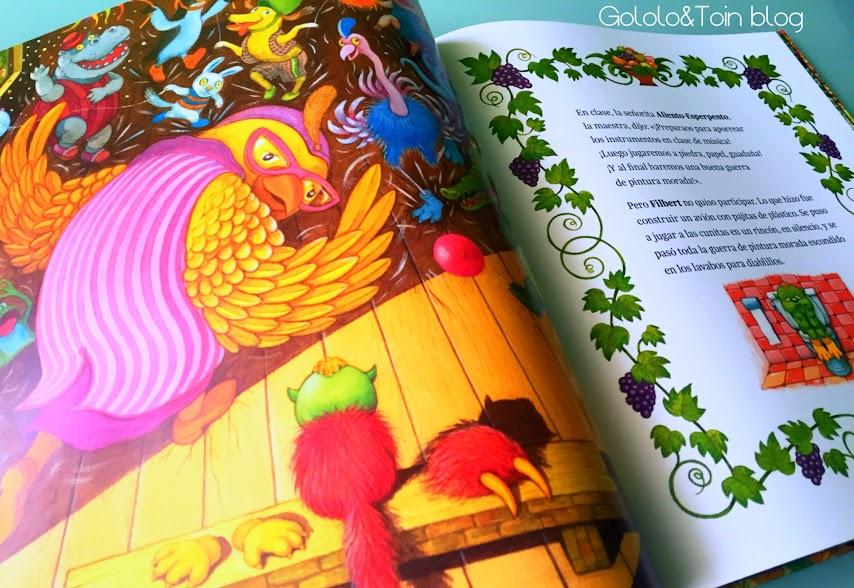 libro-cuento-álbum-infantil-ilustrado-niños-lectura-filbert-diablillo-bueno