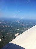 Our flight home from Branson MO to Monticello IL 08292012-04