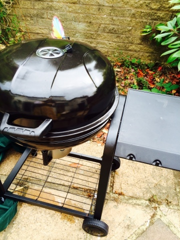 Banquet 22' Kettle Charcoal BBQ from Primrose