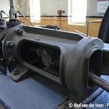 Stoommachine Siepco in werking - Foto's Abel van der Veen