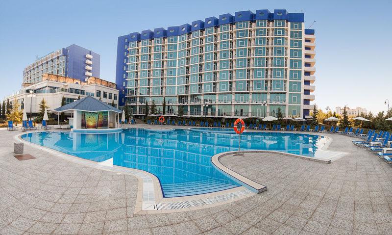 Отель Аквамарин, цены, забронировать путевку
