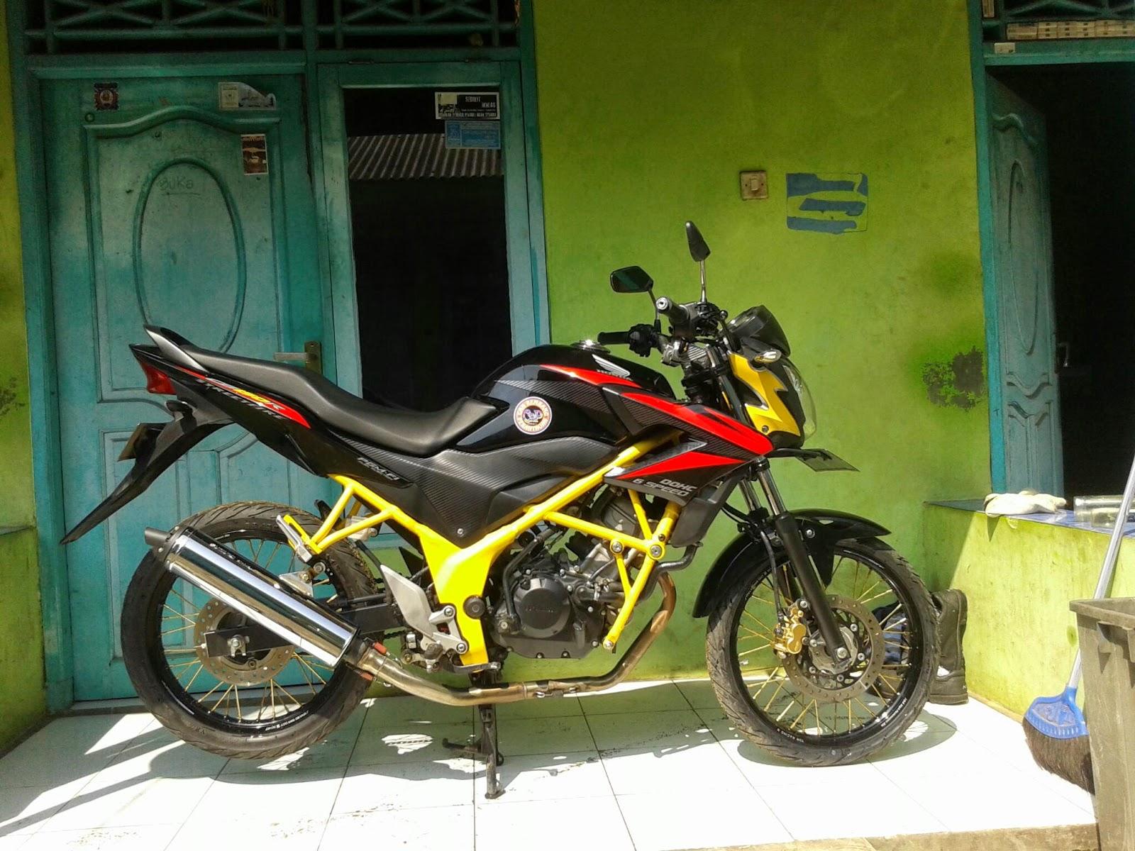 106 Modif Motor Cb 150 R Jari Jari Modifikasi Motor Honda Cb Terbaru