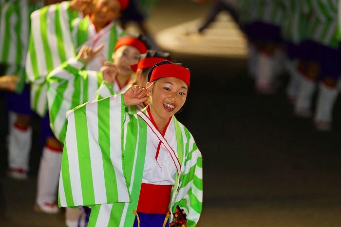 第59回よさこい祭り☆本祭2日目・升形地域競演場29☆上2目1063