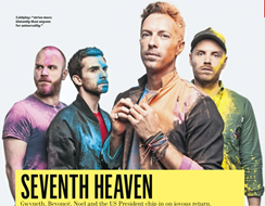 Q Magazine Coldplay 14-1