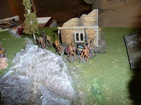 Dwarves surrounded