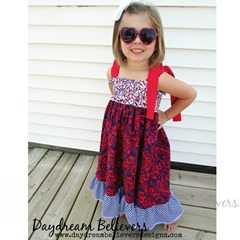 Daydream Believers Designs Catalog The Bianca Dress