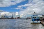 Hamburger Hafen, HDR