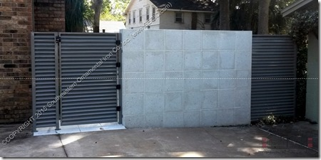 Privacy-Louver-Walk-Gate(WG-38a)