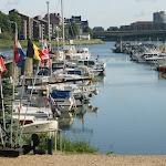 "DSC05390.JPG - 30.05.2015.  Maastricht;  Port  ""WSC Treech' 42"" o poranku"