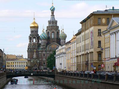 Saint Petersburg, Санкт Петербург, Россия, КостаБланка.РФ