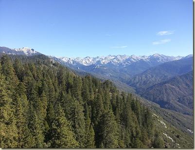 Sequoia NP Climbing Moro Rock_21