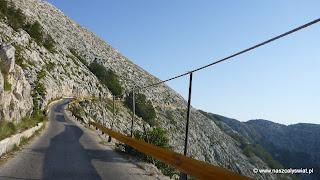Najwyżej położona droga w Chorwacji